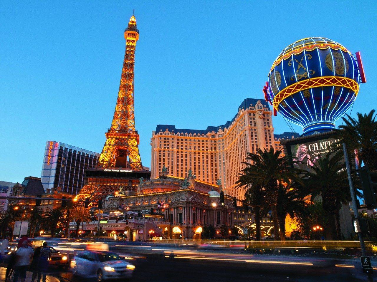 Caesars Entertainment | Paris Hotel & Casino (2020)