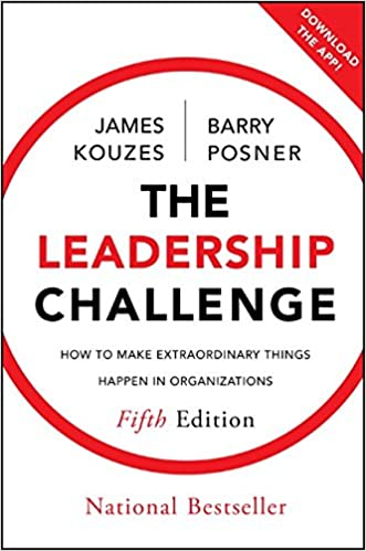 Source: Kouzes & Posner (2012) | Image: Book Cover - The Leadership Challenge, 5th Edition