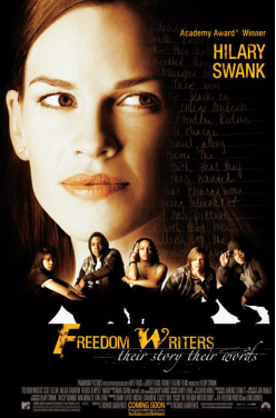 Source: IMDB (2007) | Image: Film Cover – Freedom Writers
