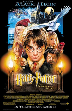 Source: IMDB (2001) | Image: Film Cover – Harry Potter and the Sorcerer's Stone